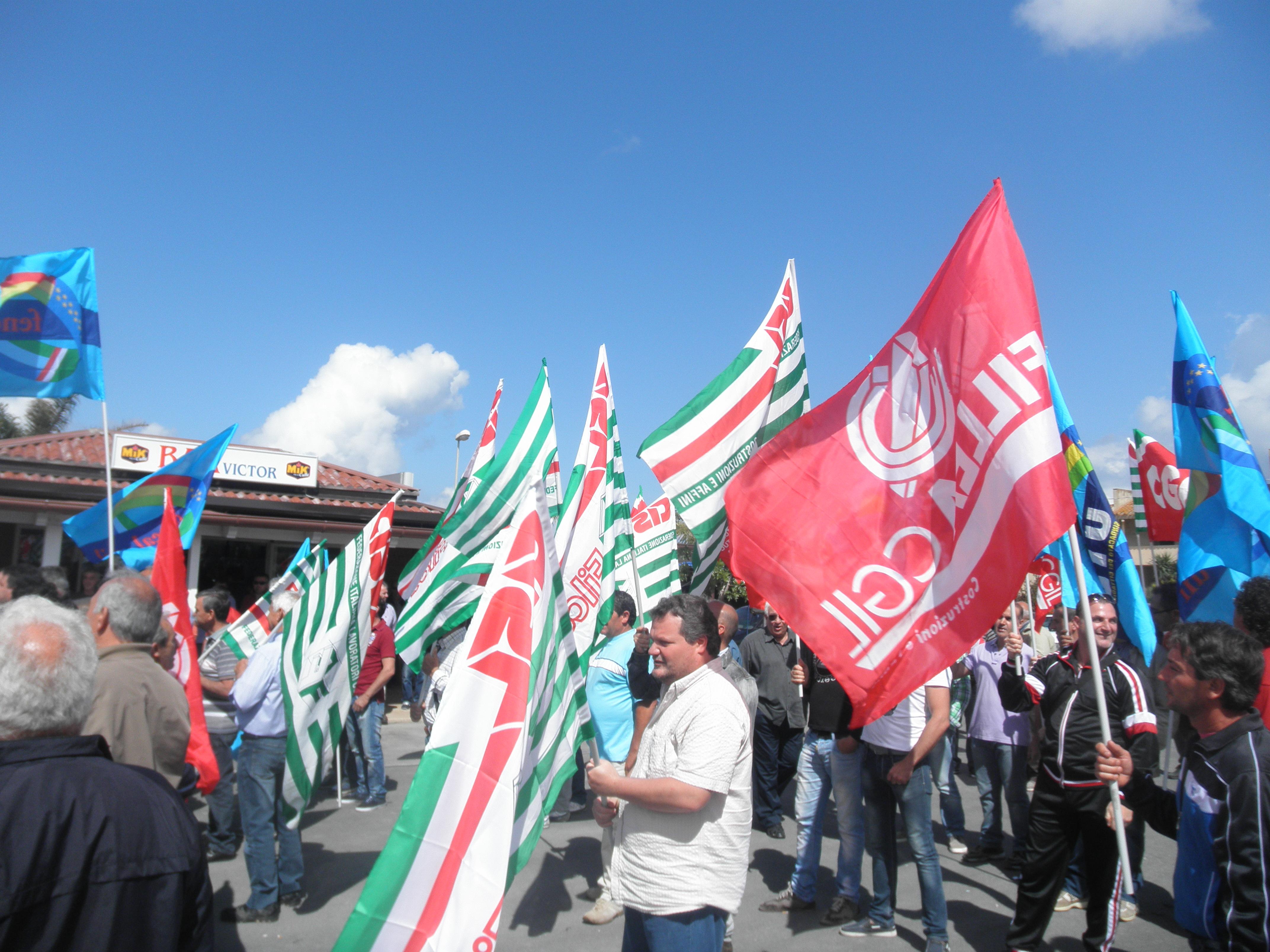 sindacati edilizia