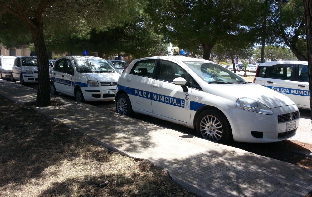 Vigili Urbani Polizia Municipale Marsala