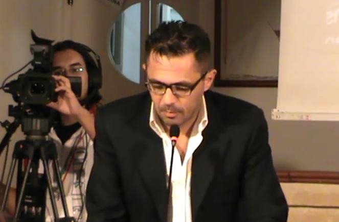 Massimo Marino, presidente di Telesud