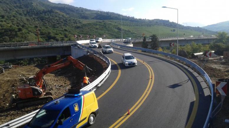 bretella autostradale