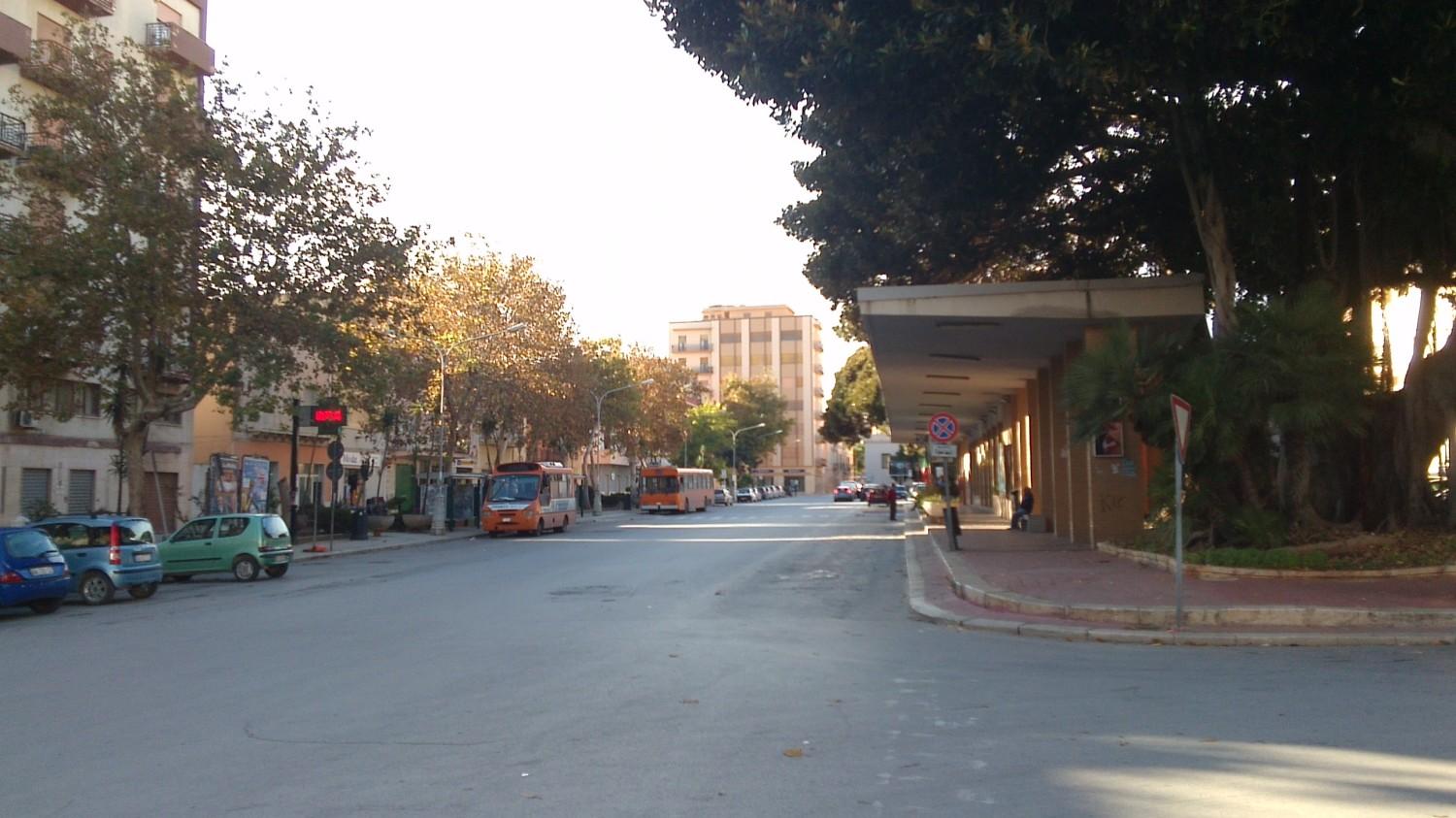 Autostazione Piazza del Popolo