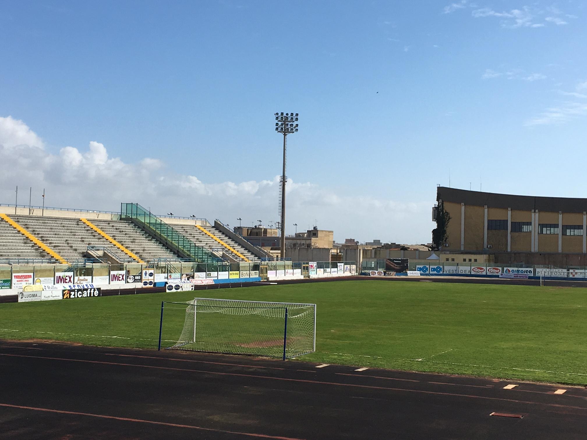 Stadio Municipale Marsala e Gradinata