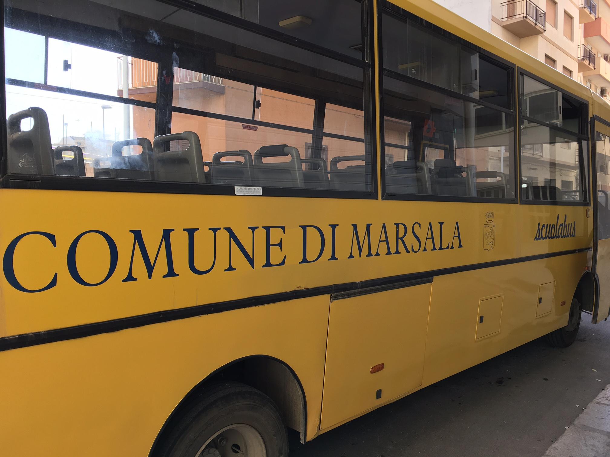 Scuolabus Marsala