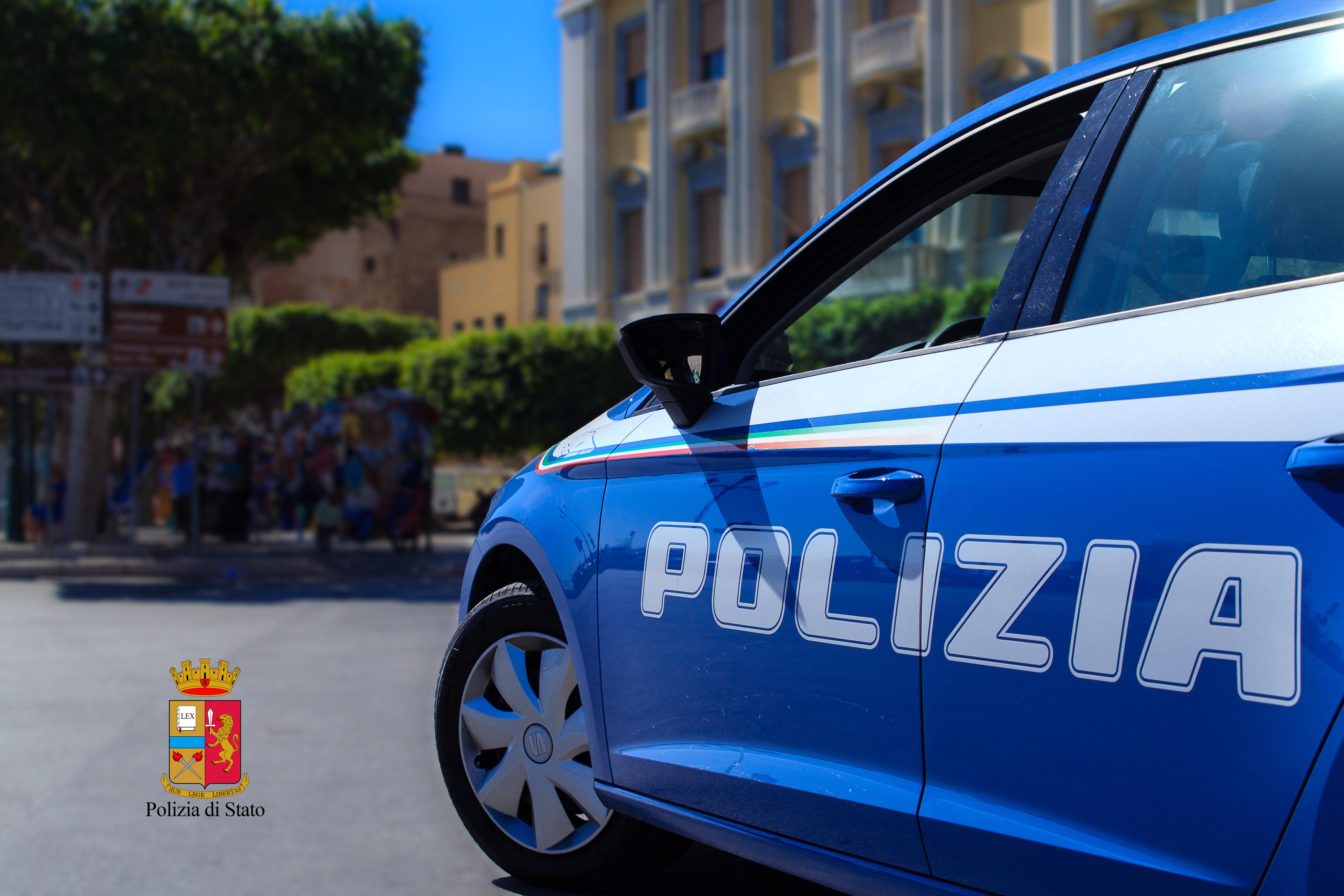 Polizia Questura Trapani