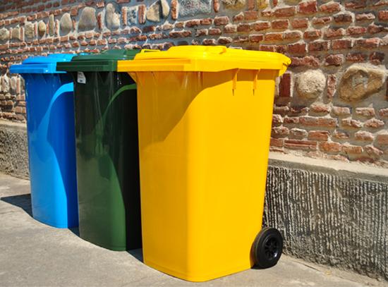 Campobello dal 7 al 17 febbraio ritirare i bidoni per i - Contenitori rifiuti differenziati per casa ...