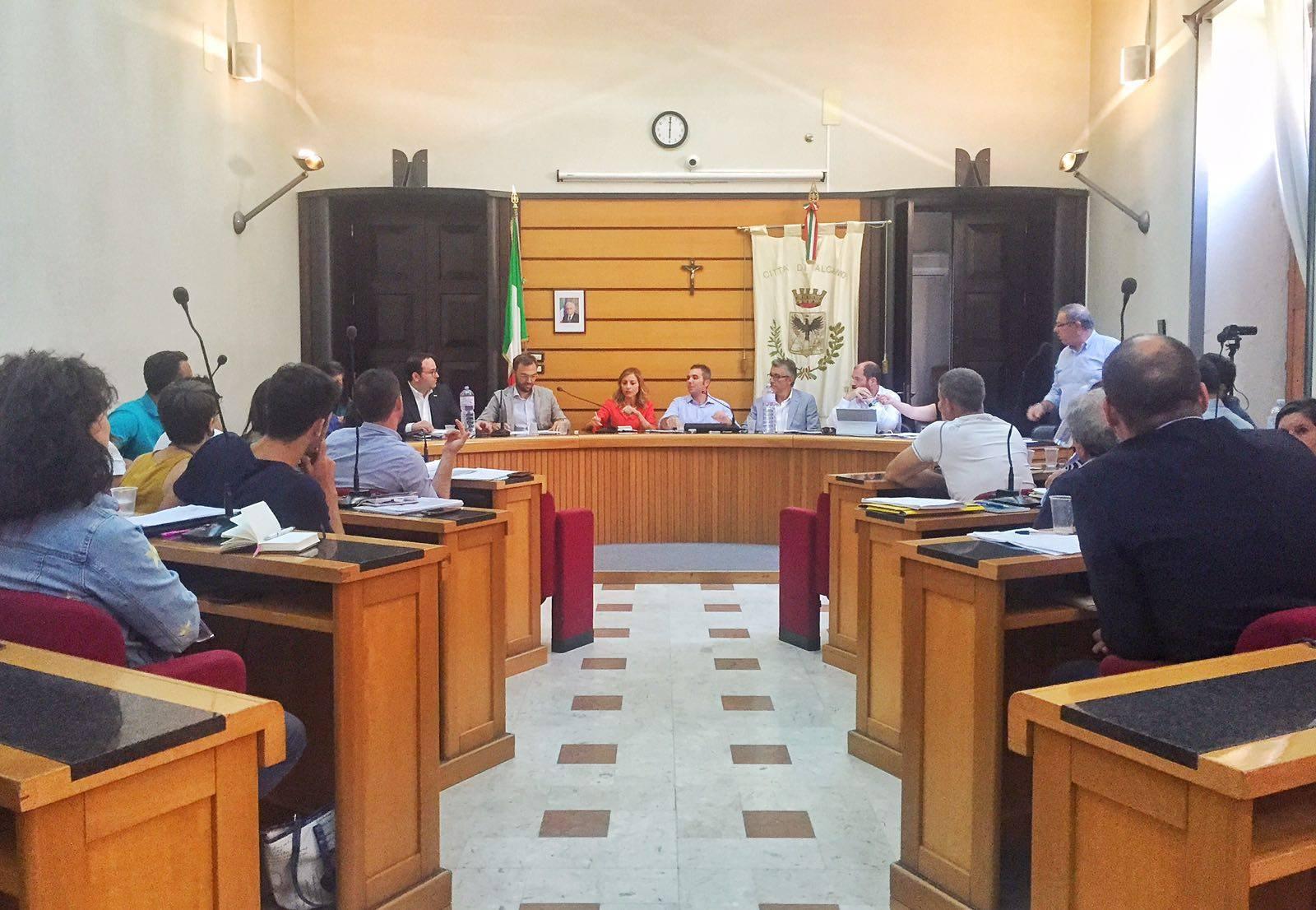 Consiglio comunale di Alcamo