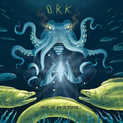 """Nuovo album per gli O.R.K. e Carmelo Pipitone. Arriva """"Soul of an Octopus"""""""