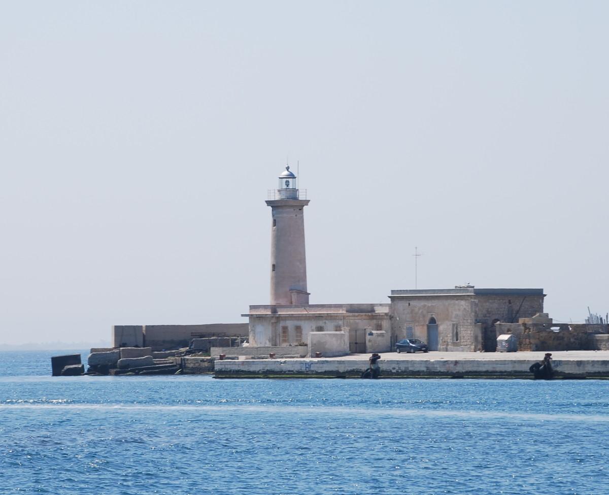 porto marsala molo colombo