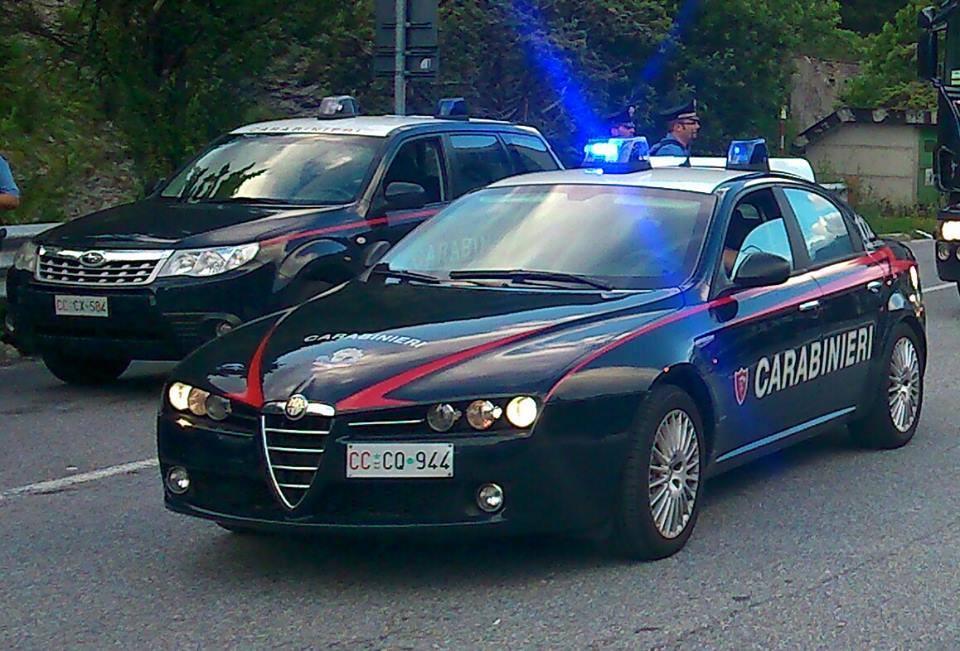 Controlli dei Carabinieri a Mazara