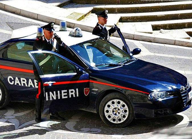 Carabinieri di Castelvetrano