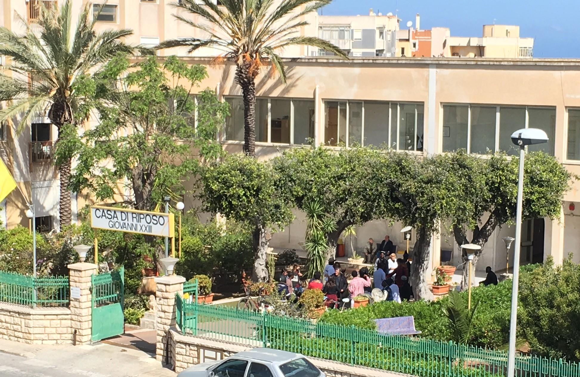 I richiedenti asilo trasferiti dalla casa di riposo for Piani casa di riposo