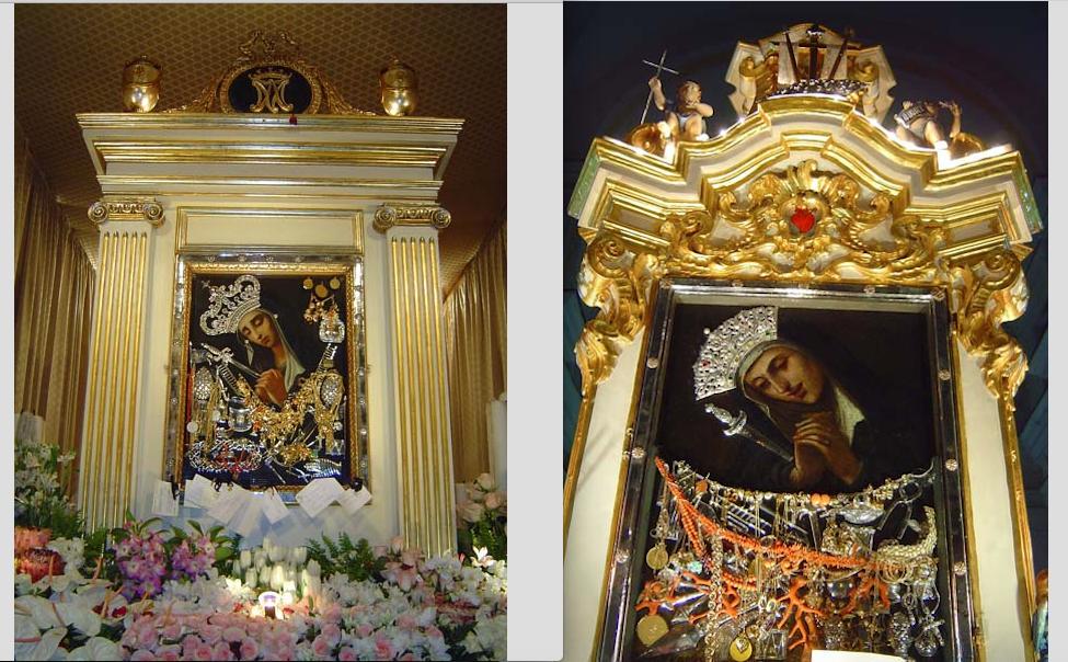 Madre Pietà dei Massari e Madre Pietà del Popolo
