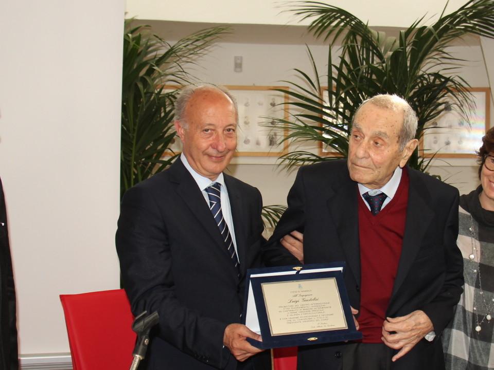 Presidenza onoraria Giustolisi