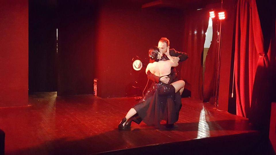 Al Baluardo Velasco la passionalità del tango