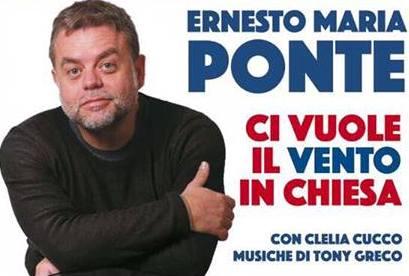 """All'Impero di Marsala Ernesto Maria Ponte in scena per festeggiare l'evento """"Ustica Dreams"""""""