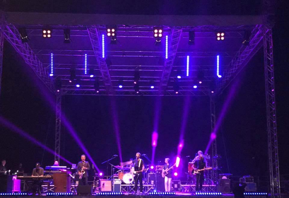 Wineup Expo - concerto Dire Straits
