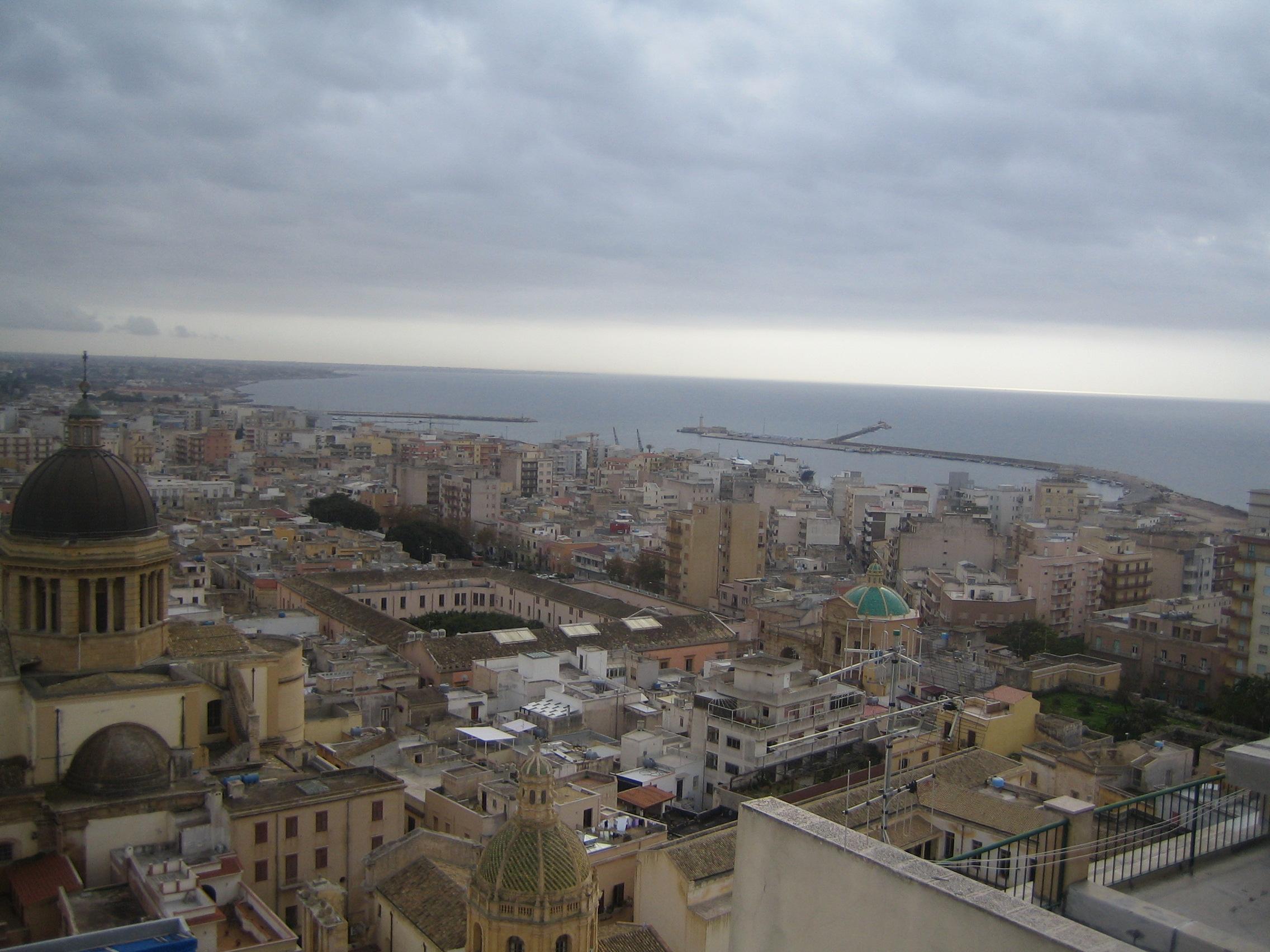 panoramica Marsala