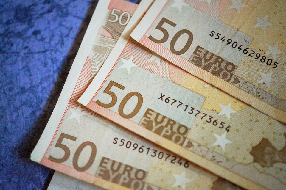 banconote 50 euro