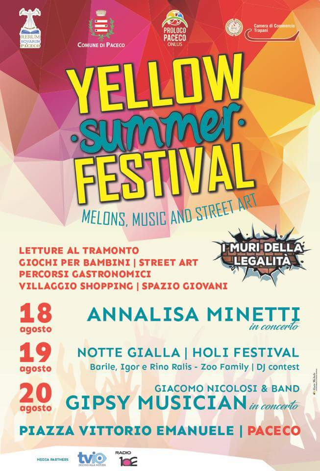 Yellow Summer Festival