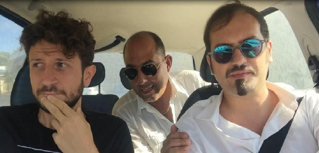 A STANNO TUTTI BENE l'attore Fabrizio Lombardo