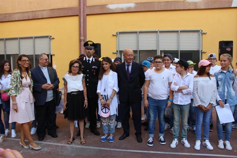 Festa accoglienza Mazzini