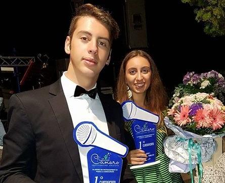 Festival di Lascari: Silvia Cialona e Andrea Marino