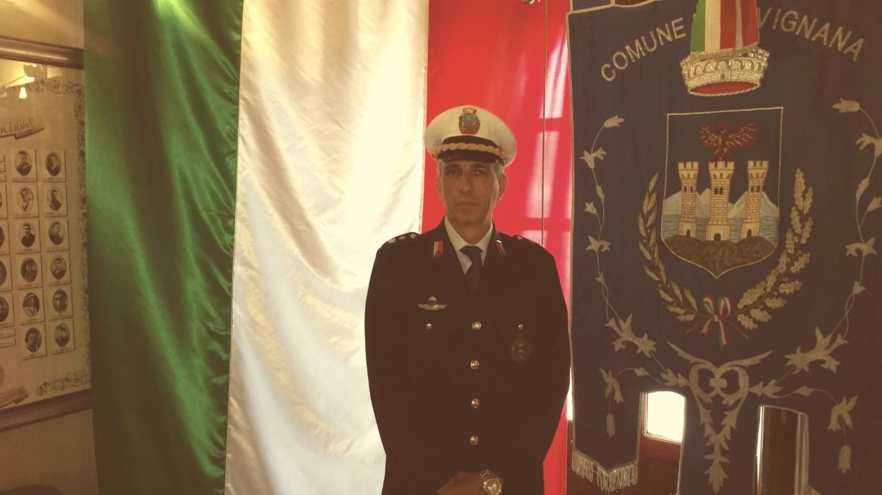 Polizia Municipale Favignana comandante Oliveri