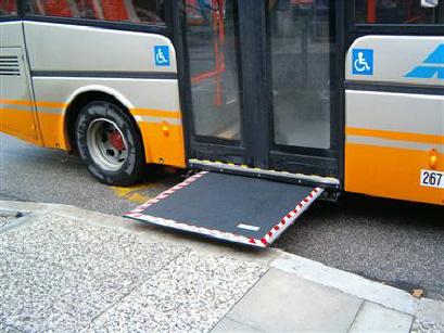 pulmini per disabili