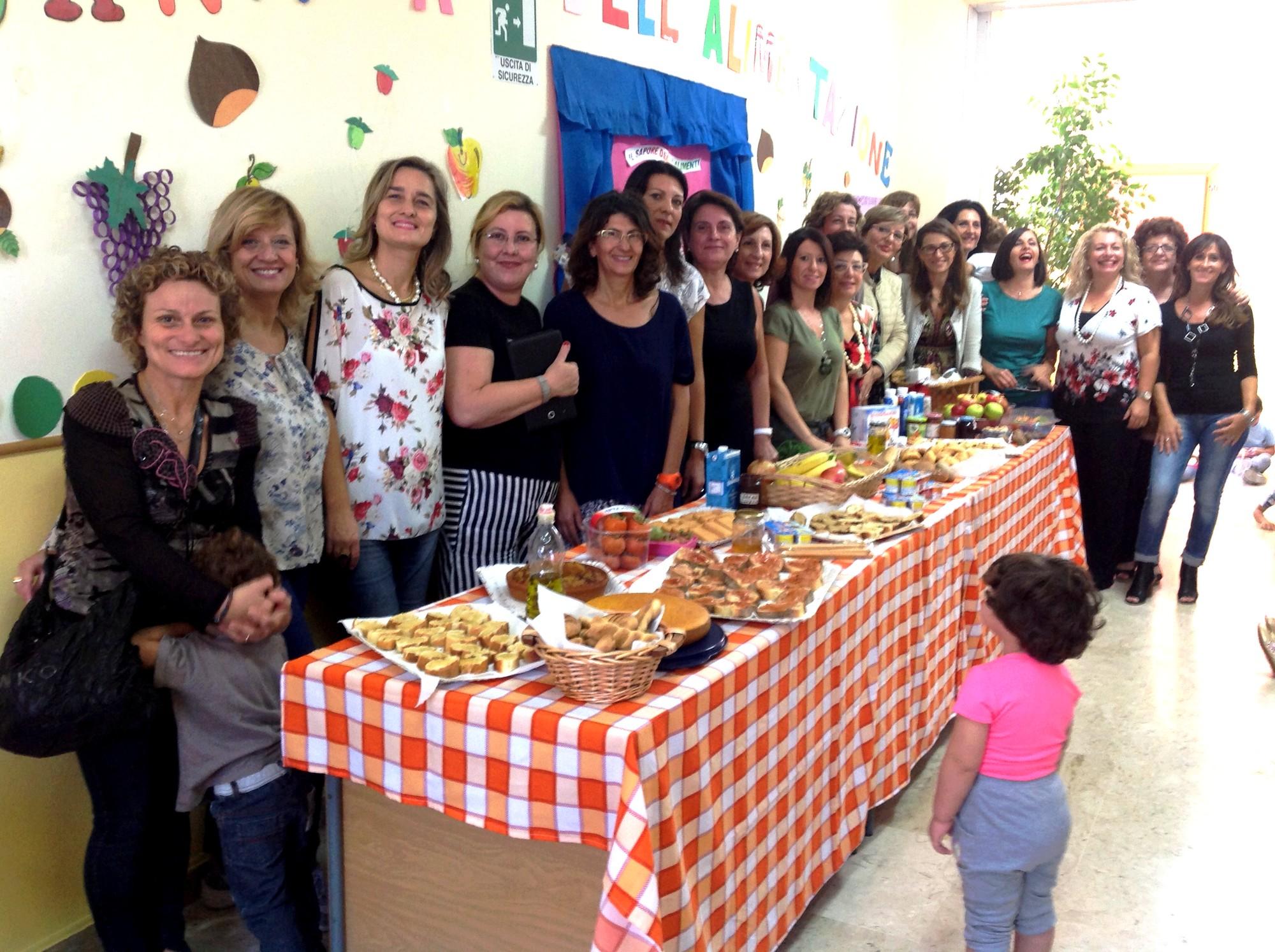Giornata Alimentazione- Scuola Sturzo
