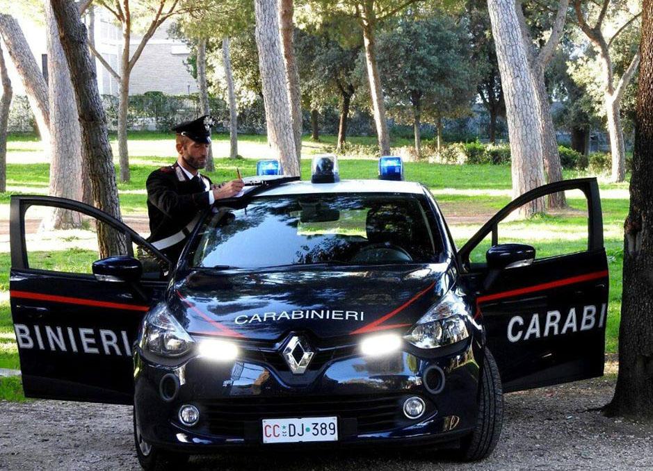 Carabinieri paceco