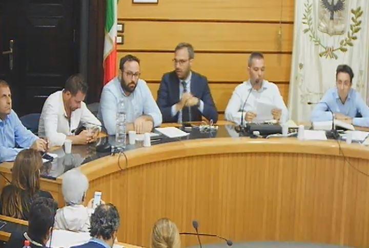 Consiglio comunale Alcamo 2 ottobre