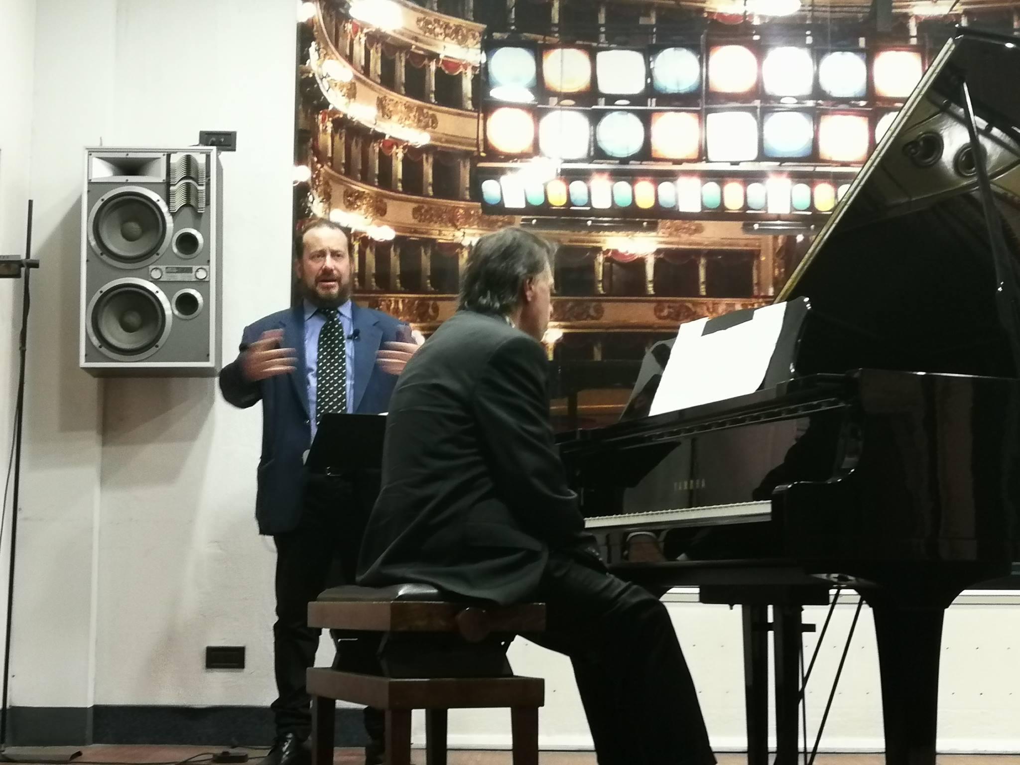 Claudio Forti - D'Acquisto alla Scala