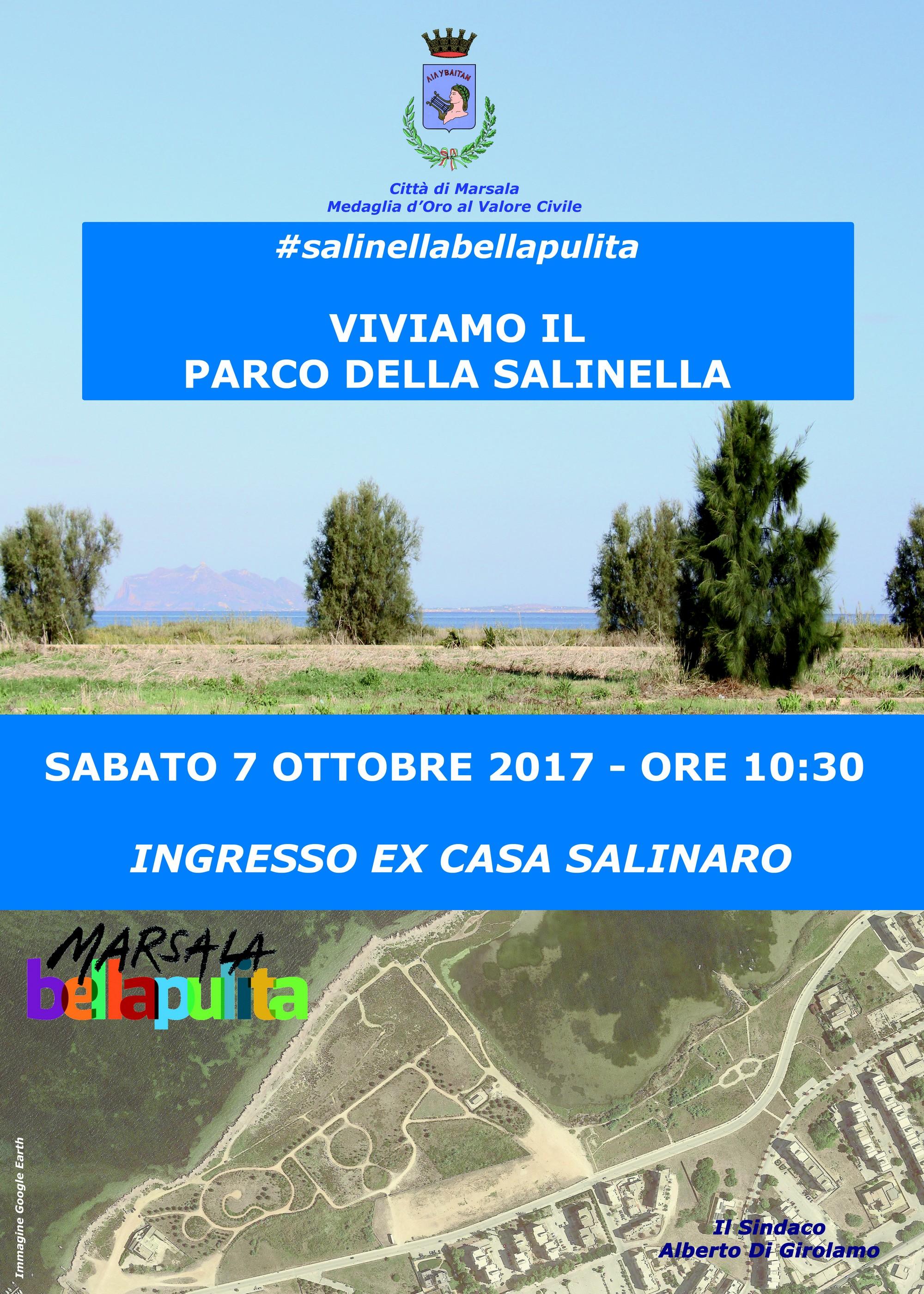 riapre Parco Salinella