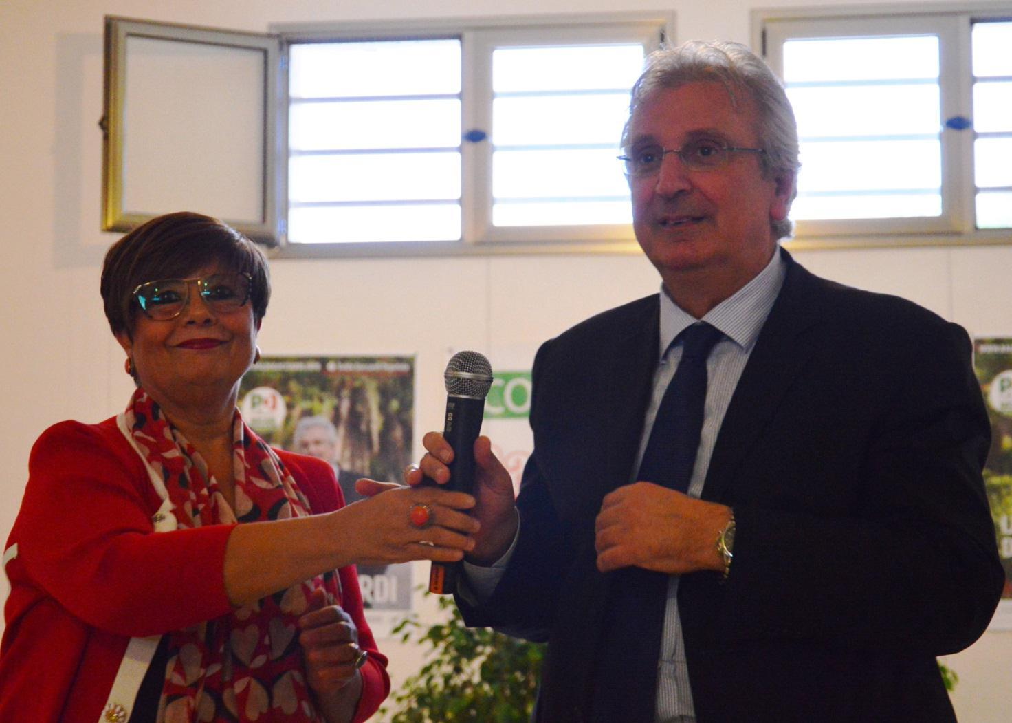 Concetta Vallone e Baldo Gucciardi