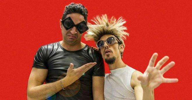 Sicilia Cabaret, comici