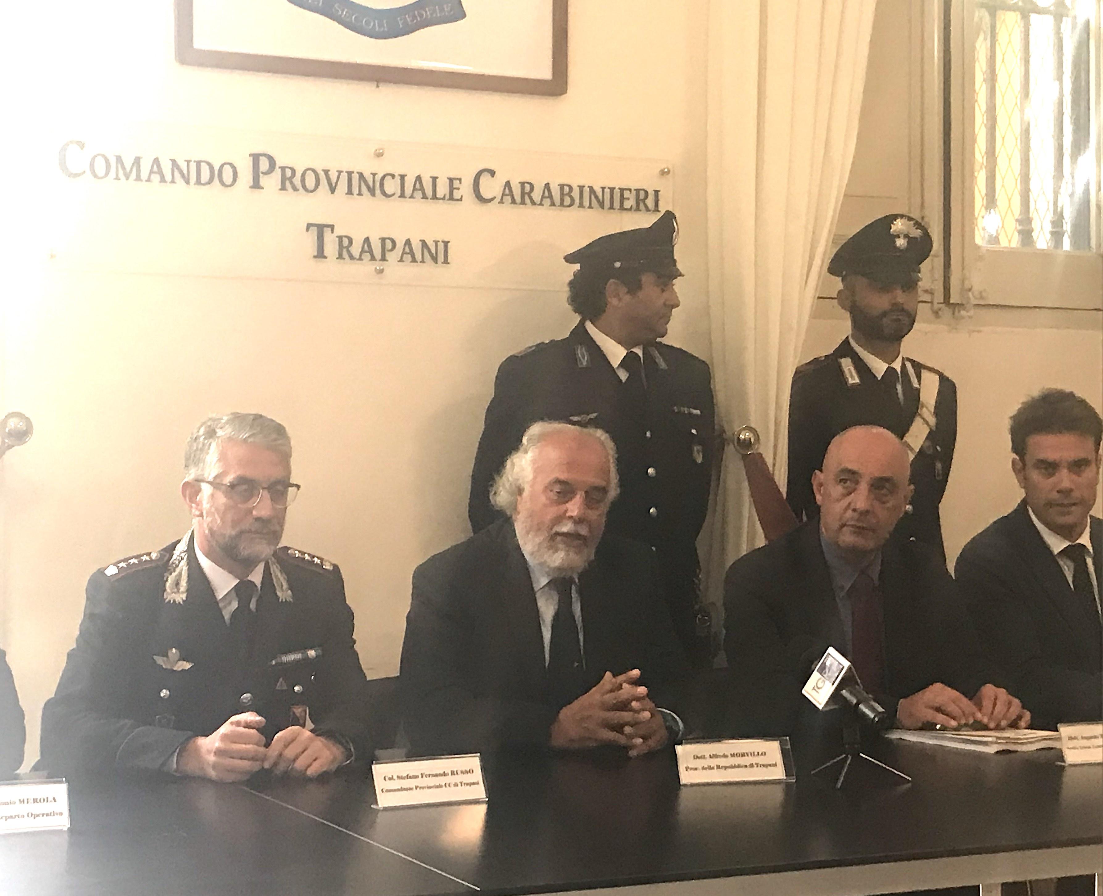 Catturati i tre evasi dal carcere di Favignana