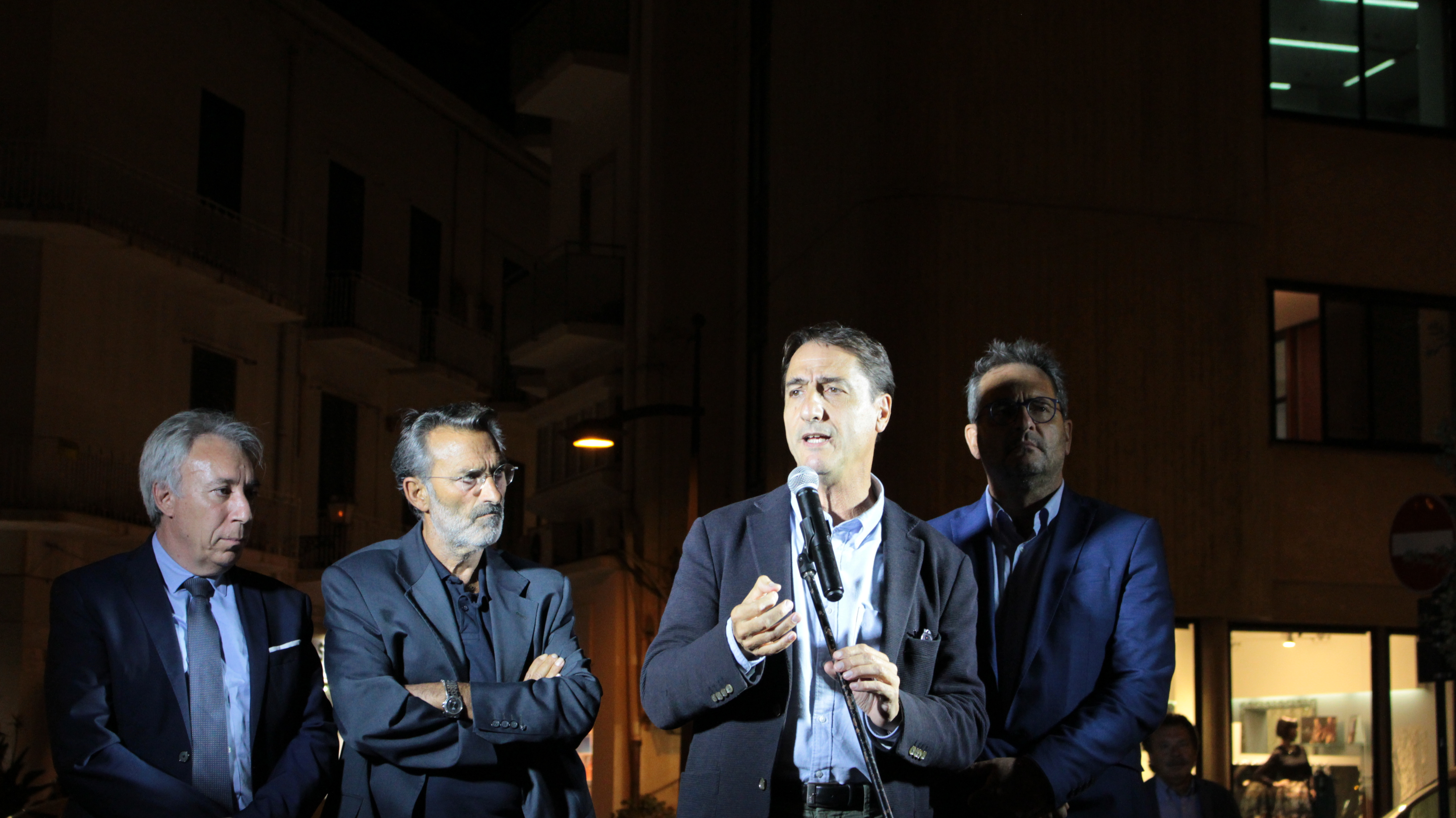 Claudio Fava a Marsala