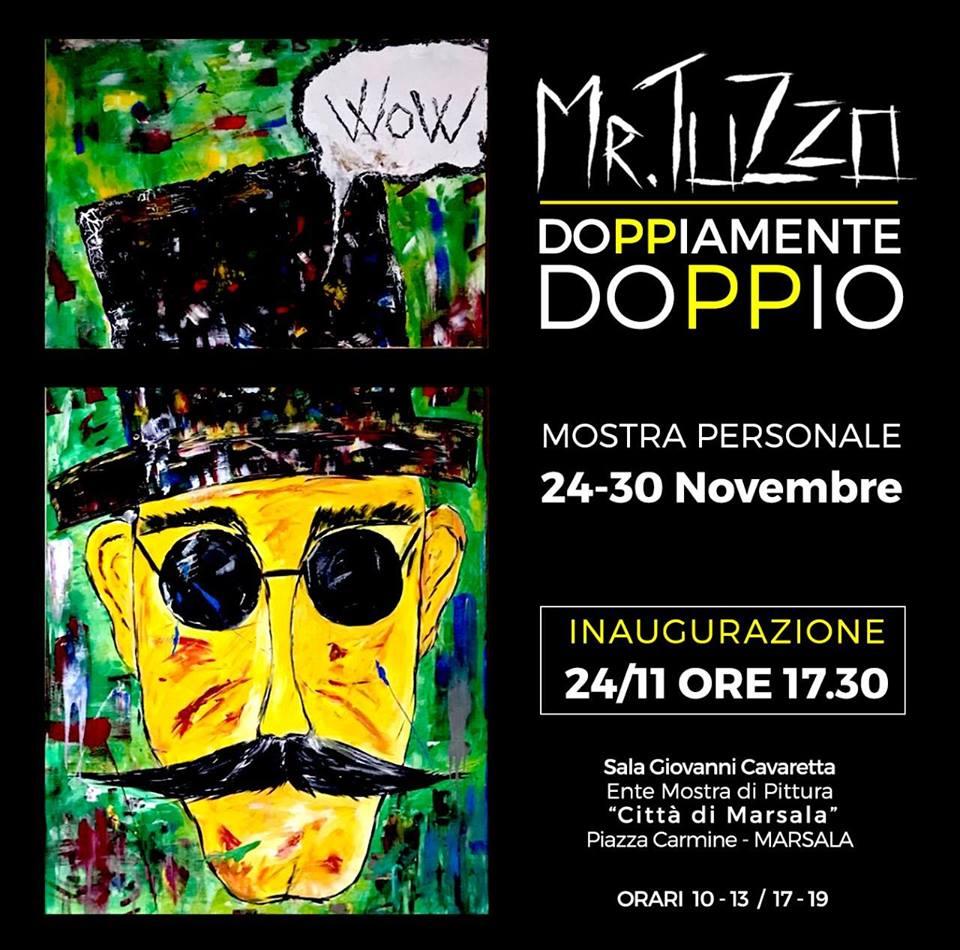 Davide Marino mostra