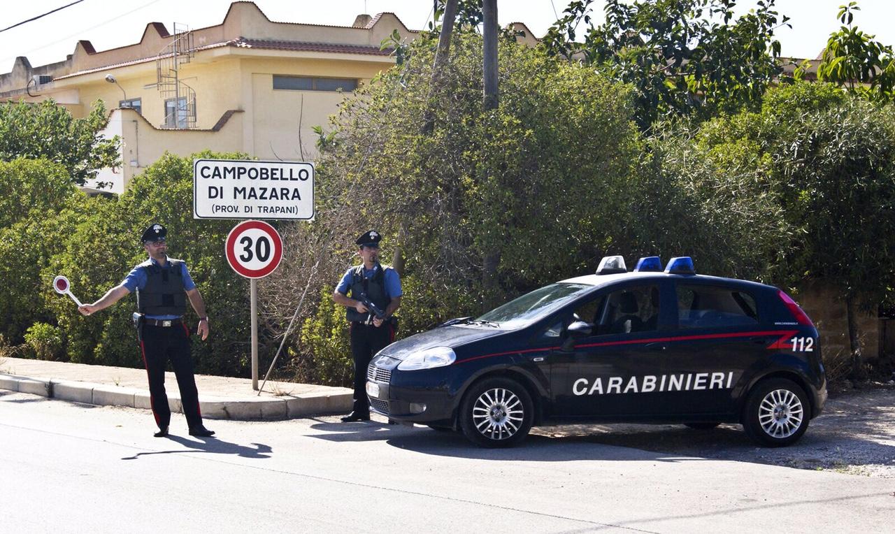 Carabinieri Campobello di Mazara