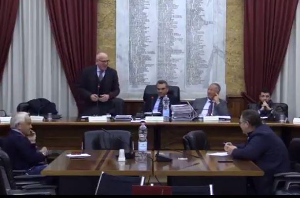 Consiglio comunale Marsala 18 dicembre 2017
