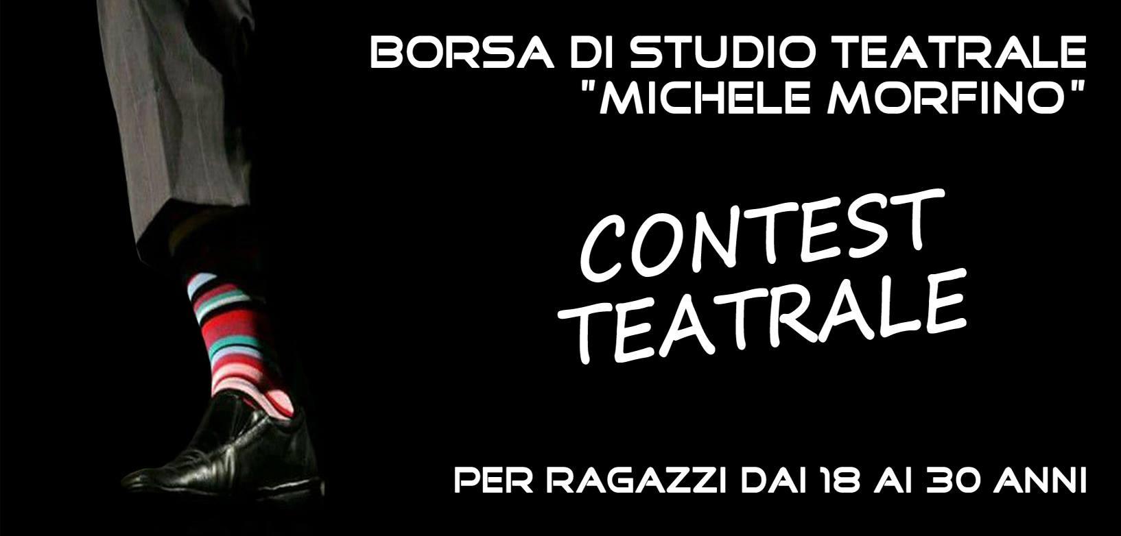 Borsa di studio Michele Morfino