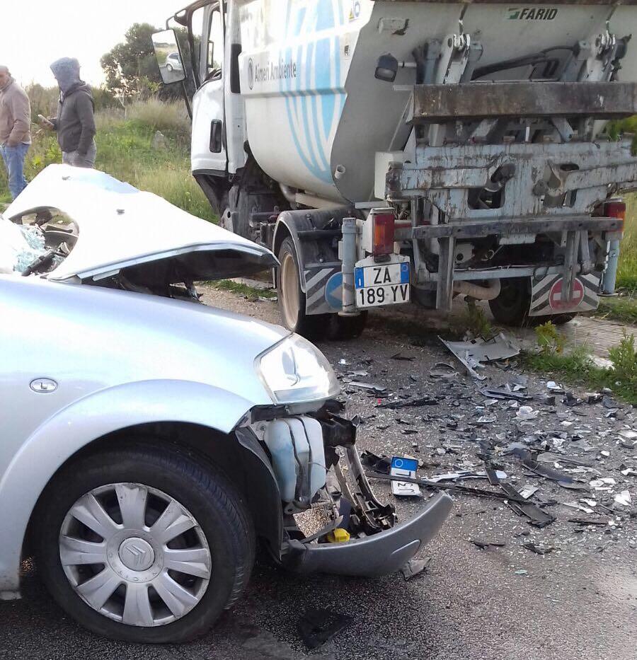 Tragico incidente stradale, 57enne rischia la vita