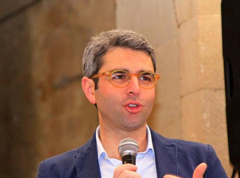 Domenico Venuti, sindaco di Salemi
