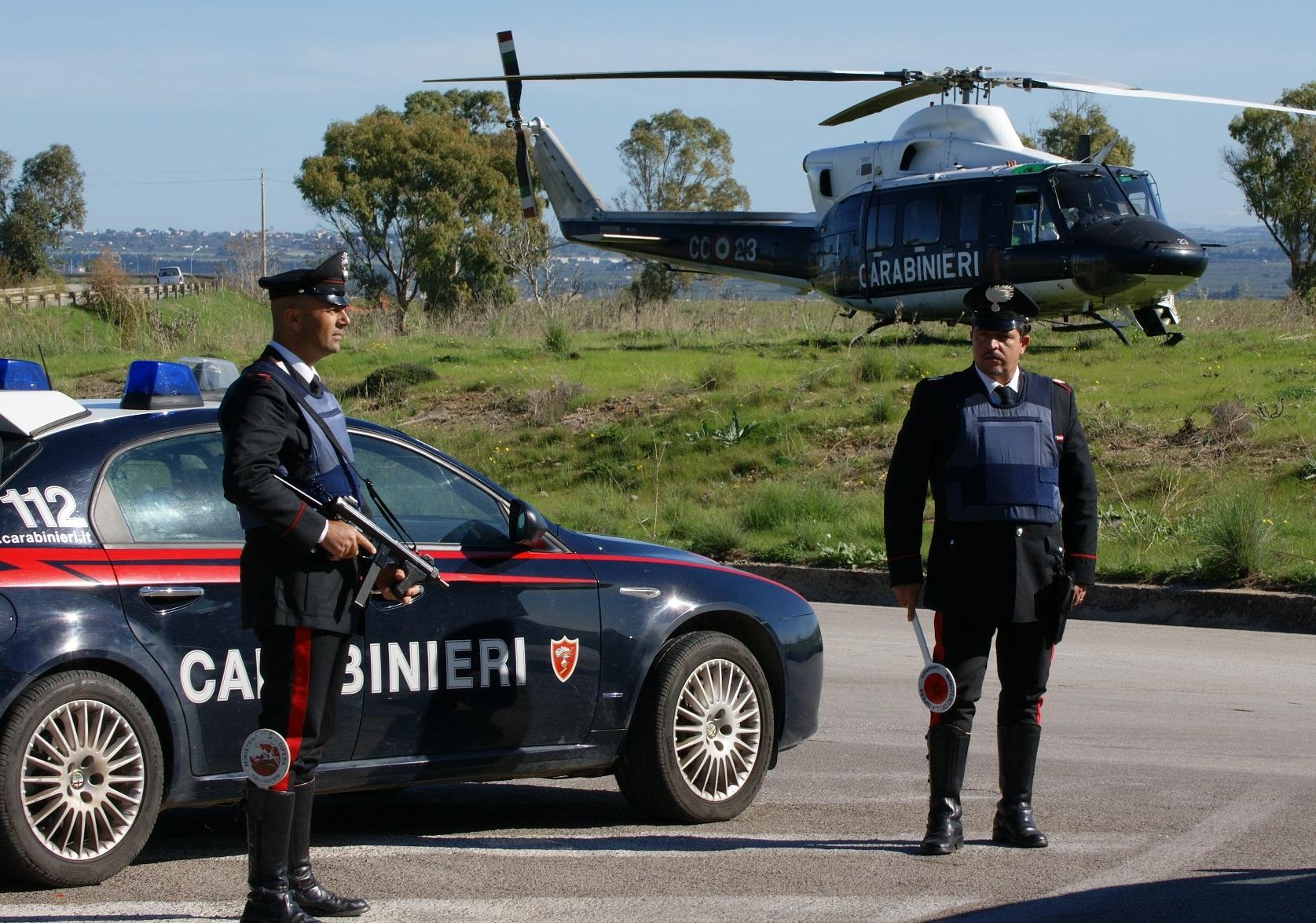 carabinieri castelvetrano
