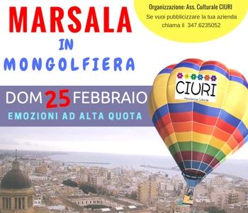 MARSALA IN MONGOLFIERA banner