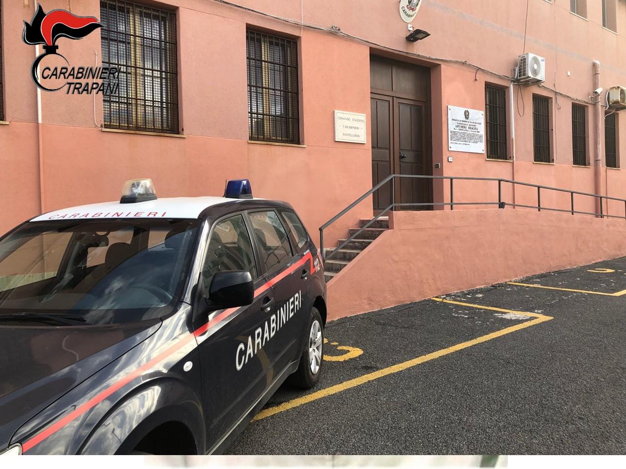 Carabinieri Pantelleria