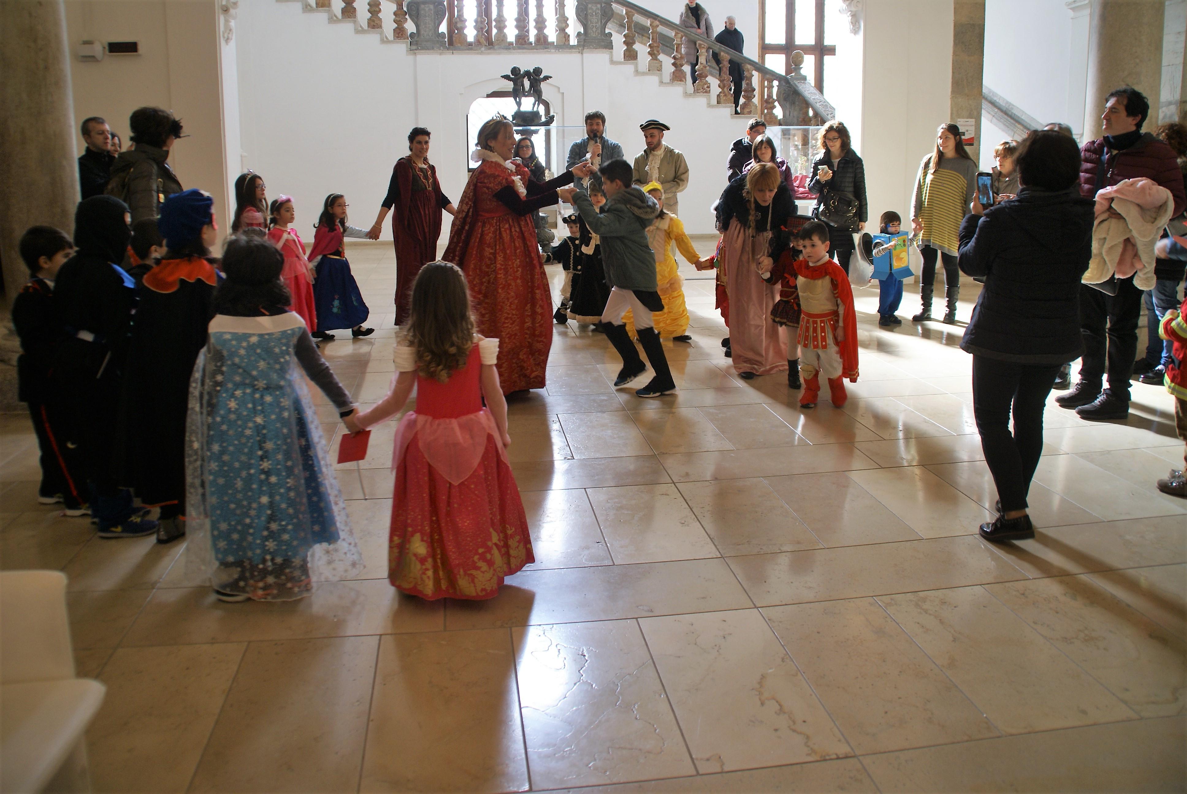 Carnevale al Museo Pepoli