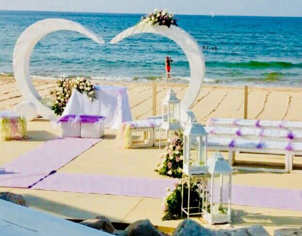 Matrimonio In Spiaggia Nel Lazio : Nuovi siti per i matrimoni civili nel le coppie