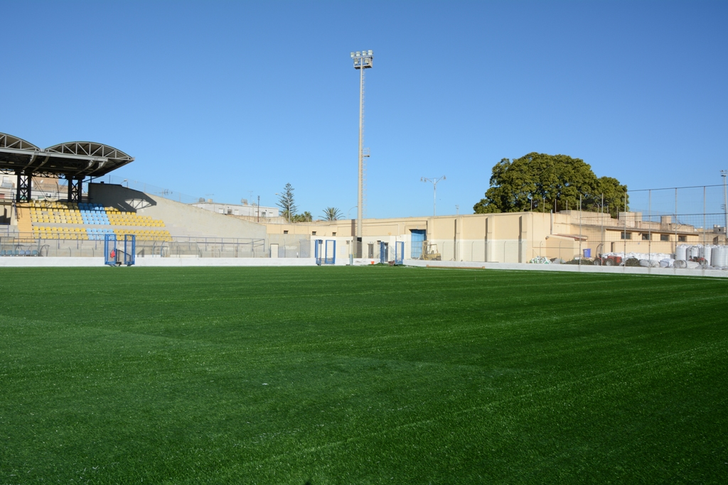 Stadio Nino Vaccara Mazara Calcio