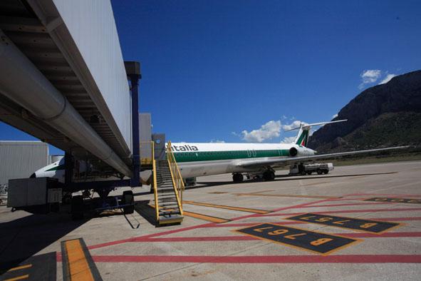 Aeroporto Punta Raisi